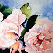 Flowers - Roses 3 by Hanne Lore Koehler