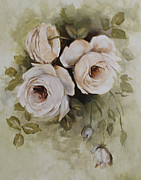 Neutral Colors Originals - Roses by Becky West