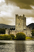 Jane Mcilroy Art - Ross Castle Killarney by Jane McIlroy