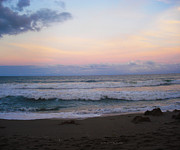 St. Lucie County Prints - Ross Witham Beach No2 Print by Megan Dirsa-DuBois