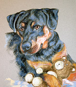 Barbara Lightner - Rottweiler Dog