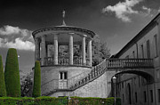 Towns Digital Art - Rotunda Rossi #2 by Loris Bagnara