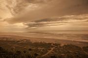 Monte Arnold - Rough Waters Wild Skies