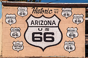 Sue Smith - Route 66 State Signs