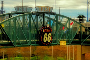 TONY GRIDER - Route 66 Polaroid