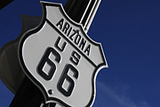 Route66 Prints - Route 66 Williams 10 Print by Christina Czybik