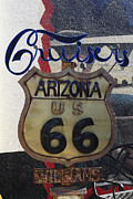 Route66 Prints - Route 66 Williams 4 Print by Christina Czybik