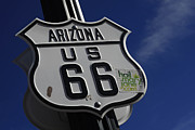 Route66 Prints - Route 66 Williams 7 Print by Christina Czybik