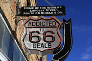 Route66 Prints - Route 66 Williams 9 Print by Christina Czybik