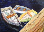 Joanne Killian - Rowboats