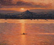 Marco Busoni - Rowing In The Sunset