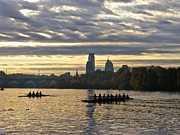 Photolope Images - Rowing On The River