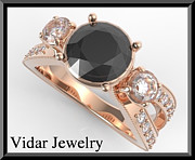 Roi Avidar - Royal 14k Rose Gold...