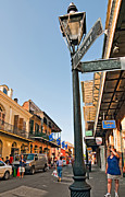Nola Prints - Royal Afternoon Print by Steve Harrington