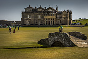 Alex Saunders - Royal and Ancient Golf...