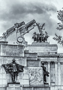 A Souppes - Royal Artillery Memorial...