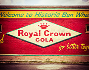 Sonja Quintero - Royal Crown Cola