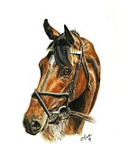 Royal Paintings - Royal Delta by Pat DeLong