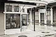 Canon 7d Prints - Royal Pharmacy Print by Scott Pellegrin