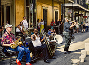 Kathleen K Parker - Royal Street Jazz Musicians