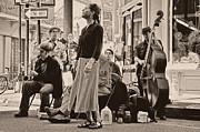 Kathleen K Parker - Royal Street Singer and Musicians