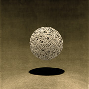 Daniel Furon Prints - Rubber Ball Print by Daniel Furon