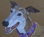 Anita Putman - Ruby-Greyhound Commission