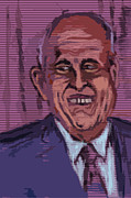 George Bush Originals - Rudy Giuliani by Mike Miller