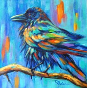 Theresa Paden - Ruffled Crow