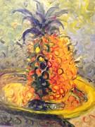 Karen Carmean  - Rugged Orange