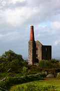 James Brunker - Ruined tin mine on Bodmin Moor