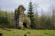 Bill Cannon - Ruins at Lough Eske...