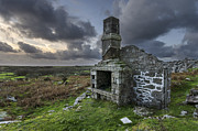 Kernow Photos - Ruins of an industrial age by Helen Hotson