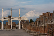 Amy Bynum - Ruins of Pompeii I