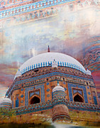 India Metal Prints - Rukh e Alam Metal Print by Catf