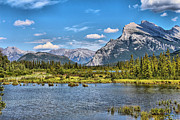 Vickie Emms - Rundle Mountain and...