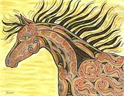 Susie WEBER - Running Wild Horse