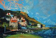 Neil McBride - Runswick Bay Yorkshire