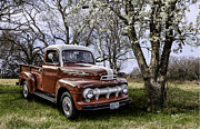 Betty Denise - Rural 1952 Ford Pickup