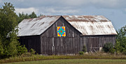 Folk Art Photos - Rural Art by Aileen Mozug