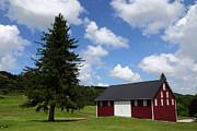 James Brunker - Rural Barn in Pennsylvania