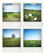 Sky Photos - Rural scenes by Les Cunliffe