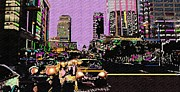Jeffrey S Perrine - Rush Hour in Austin
