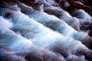 Rushing Photo Prints - Rushing Print by Adam Romanowicz