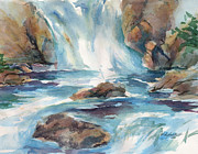 Kerry Kupferschmidt - Rushing Waters