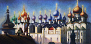 Raffi  Jacobian - Russian Churches