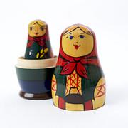 Bernard Jaubert - Russian dolls