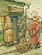 Kestutis Kasparavicius - Russian Scene 07