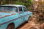 Lynn Jordan - Rust and Blue