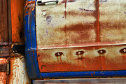 Toni Hopper - Rust and Blue